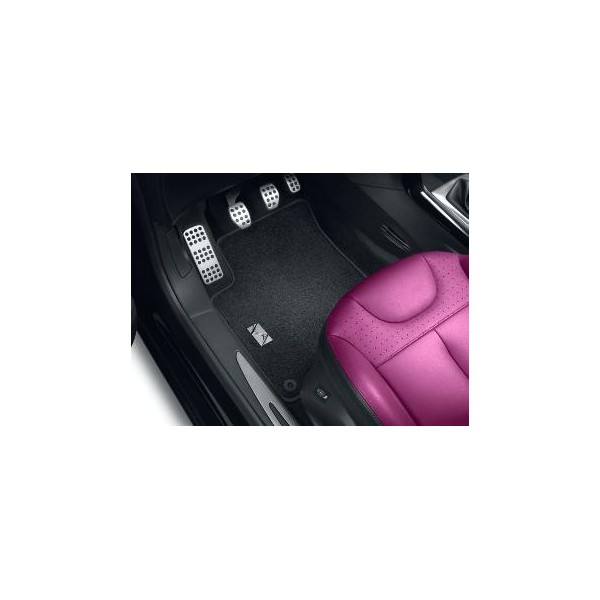 jeu de tapis velours dag premium ds 3 accessoires citro n. Black Bedroom Furniture Sets. Home Design Ideas