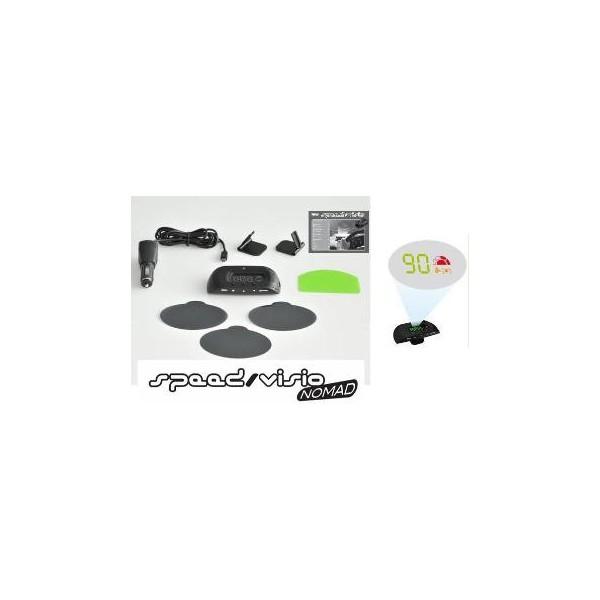 affichage t te haute speed visio nomad valeo accessoires citro n. Black Bedroom Furniture Sets. Home Design Ideas