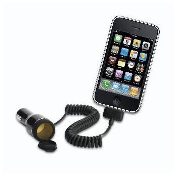 CHARGEUR DE TELEPHONE PORTABLE COMPATIBLE IPHONE PowerJolt Dual Micro