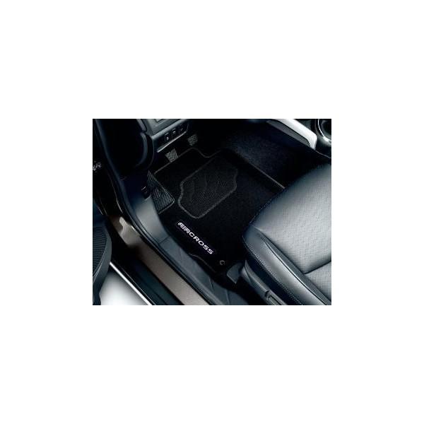 Jeu De Tapis En Forme 3d Moquette Aiguilletee Avant Et Arriere Aircross Accessoires Citro N