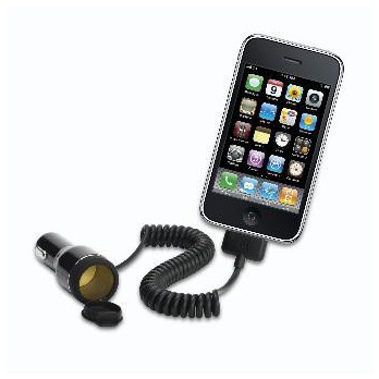 CHARGEUR DE TELEPHONE PORTABLE COMPATIBLE IPHONE