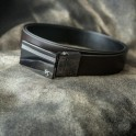 CEINTURE DS BLACK CHROME
