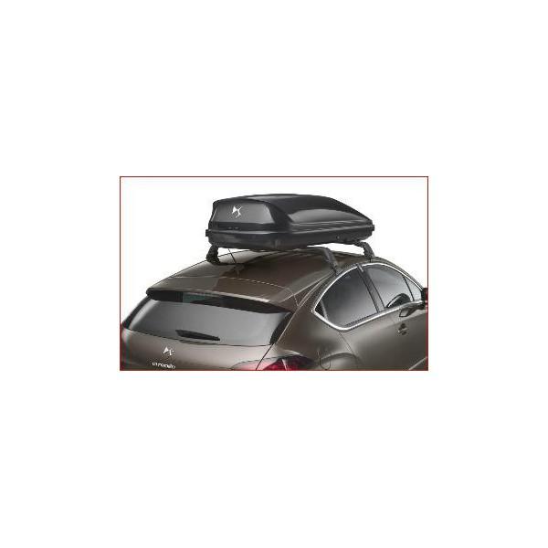 coffre de toit long ds 420l citroen accessoires citro n. Black Bedroom Furniture Sets. Home Design Ideas