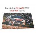 DRAP DE BAIN DS3 WRC