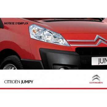 Notice d'utilisation pour Jumpy 2017