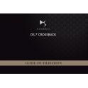 Guide d'utilisation DS7 Crossback