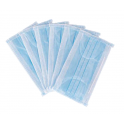 LOT DE 20 MASQUES DE PROTECTION TYPE CHIRURGICAUX
