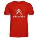 T-Shirt Citroën Rouge