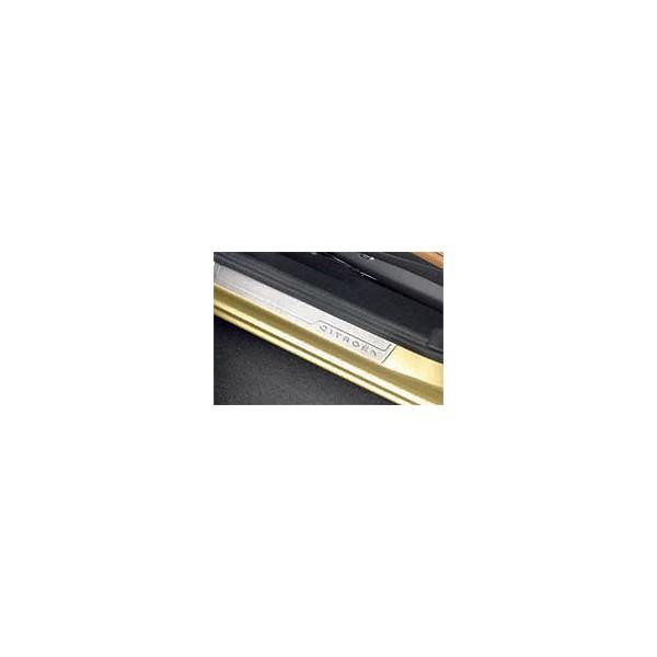 enjoliveur de seuil c4 picasso accessoires citro n. Black Bedroom Furniture Sets. Home Design Ideas